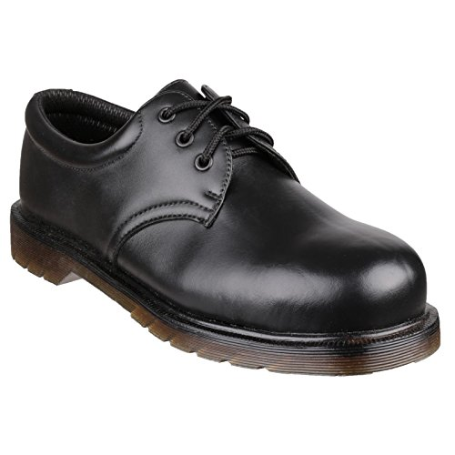 Amblers Safety Black FS260 S3 Safety Shoe - 6