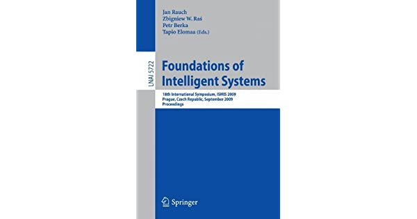 Foundations of Intelligent Systems: 18th International