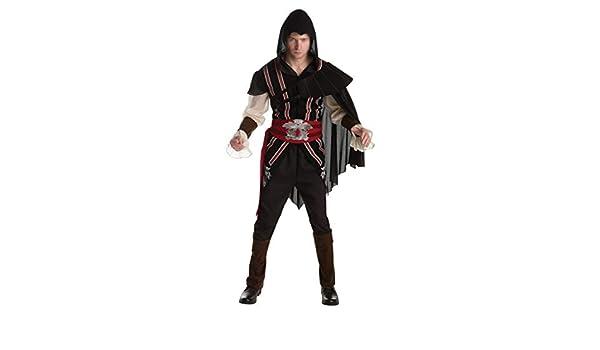Assassins Creed Traje De Ezio Hombres L: Amazon.es: Juguetes ...