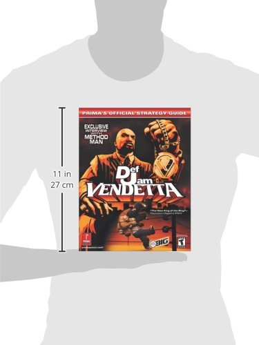 Def Jam Vendetta (Prima's Official Strategy Guide)