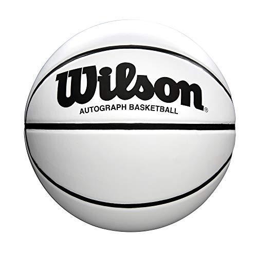 Wilson Autograph Basketball, Official - - Mark Merchandise Martin