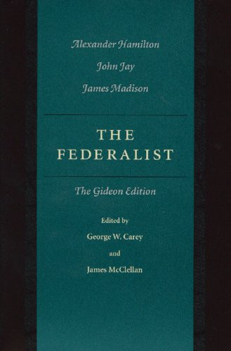 Federalist:Gideon Edition
