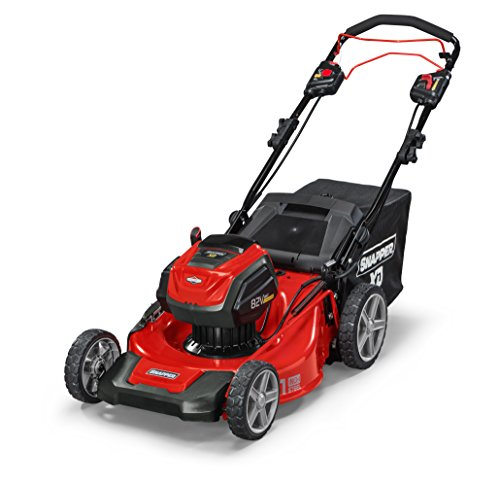 Snapper XD SXD21SPWM82K 82V Cordless 21-Inch Self-Propelled Walk Mower Kit with (2) 2Ah Battery & (1) Rapid Charger by Snapper
