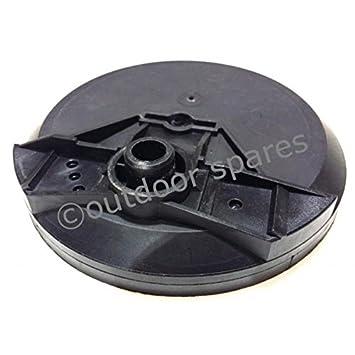 Mountfield MC484SP - Cubierta para Rueda Trasera de cortacésped de Gasolina para Mac Allister 322600106/