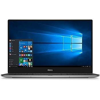 "2017 Dell XPS 13.3"" UltraSharp QHD+ IPS 3200 x 1800 Touchscreen Flagship Laptop, Intel Core i5-6200U Processor, 8GB RAM, 256GB SSD, Backlit Keyboard, Webcam, 802.11ac, Bluetooth, HDMI, Windows 10"