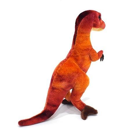 Amazon.com: Douglas Corporation dinosaur stuffed Velociraptor (L): Toys & Games