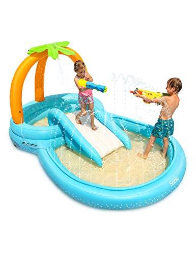 🥇 Sable Centro de Juegos de Agua Inflable 23-01000-207