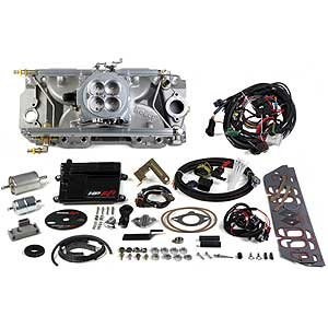 Holley Fuel Injection - Holley 550-830 HP EFI Multi-Point Fuel Injection System