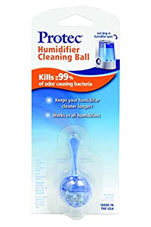 Protec Humidifier Cleaning Ball, PC 1