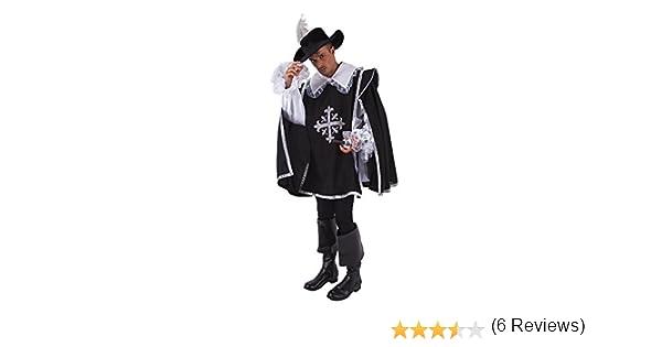 Rubies- Disfraz Mosquetero, Talla única (Rubies Spain S8475 ...