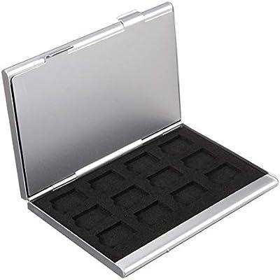 Caja De Almacenamiento De La Tarjeta De Memoria De Aluminio ...