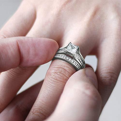 Aeropost Com British Virgin Islands Bellux Style Wedding Rings