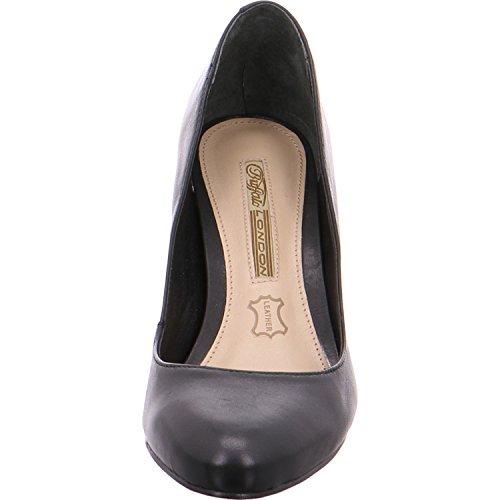Buffalo Women's ZS6112-15 Court Shoes Black PlUaIenVUF