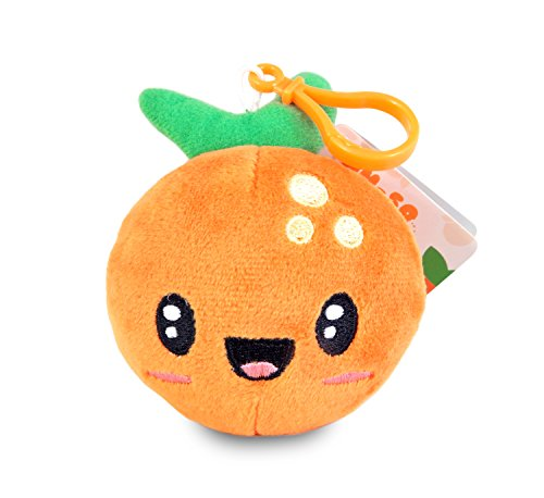 Buddy Pack - Scentco Fruit Troop Backpack Buddies - Orange Scented Plush Clips