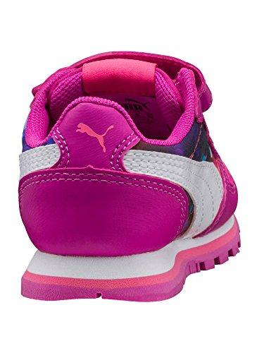 Puma - Zapatillas de Material Sintético para niño 01 FUXIA