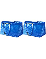 Ikea Large Shopping Bags (SET OF 2)