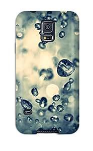 New Arrival Water Drops HxAZQge610ZoSnE Case Cover/ S5 Galaxy Case
