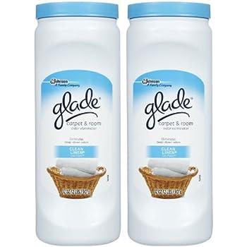Amazon Com Glade Carpet Amp Room Deodorizer Clean Linen