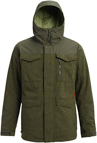 Burton Covert Insulated Snowboard Jacket Mens Sz S
