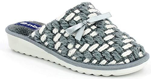 75 Art Pantofole Grigio Inblu Invernali Ciabatte Ci Donna Da 0dXPB