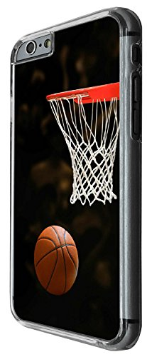 "001233 - Cool Fun Trendy Basketball Sports Fun Score Design iphone 7 Plus 5.5"" Coque Fashion Trend Case Coque Protection Cover plastique et métal - Clear"