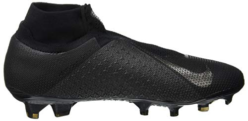 001 Nike DF Obra Football Black 3 Black Adulte de Elite Mixte Chaussures FG Noir rwOgw