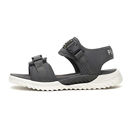 Casual Asciugatura Summer Studenti Rapida Trendy Uomo Scarpe Beach Outdoor da Shoes Fashion Grey AD Sandali Sandali Morbide wEBq06vx