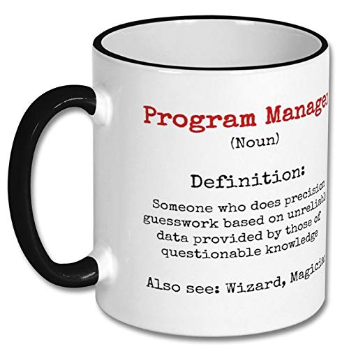 PROGRAM MANAGER DEFINITION funny mug program managerprogram manager mug program manager gift program managersprogram management