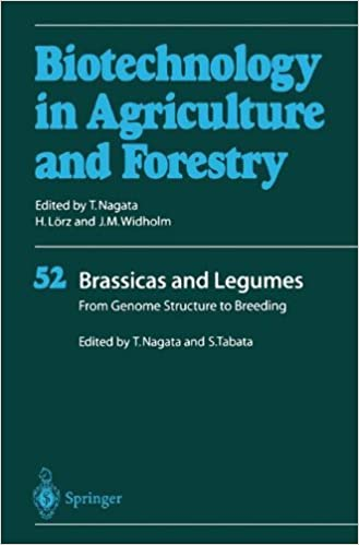 Brassicas and Legumes From Genome Structure to Breeding (Biotechnology in Agriculture and Forestry)