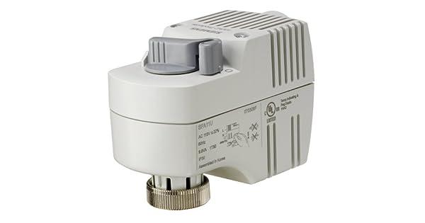 Amazon.com: Siemens sfp71u Válvula de zona actuador ...