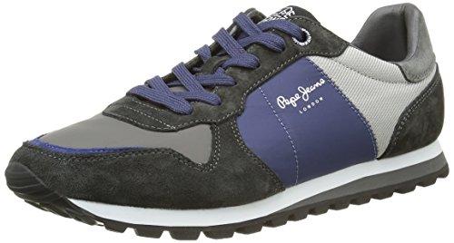 Pepe Jeans Verona Basic - Zapatillas de deporte Hombre Gris - Gris (957Dk Shadow)