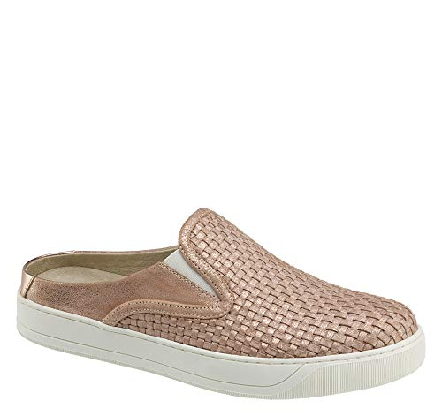 - Johnston & Murphy Women's Evie Blush Slip-on, Pink, 7.5 M