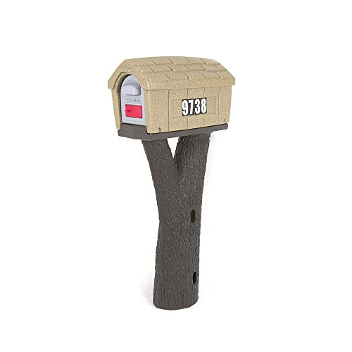 Residential Post Mount Mailbox - 6