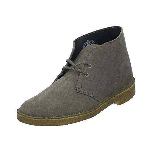 Clarks Originals Desert Boot, Stivali Chukka Uomo olive (26128682)
