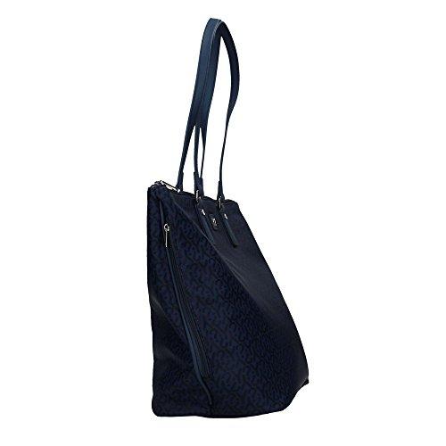 Shopping Mujer Azul Unica Bag Gu1019 Ynot TOqxn5wtx