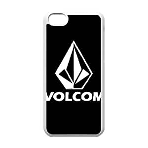 iPhone 5c Cell Phone Case White Volcom ifdy