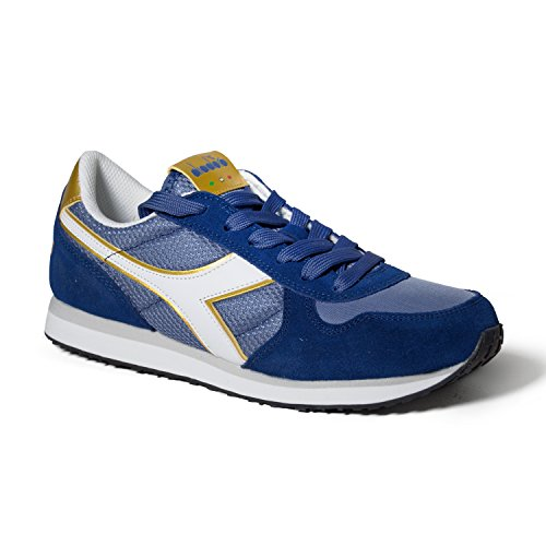 Low K Uomo Marlin Top Run Diadora II Scarpe PIYxwqq7d