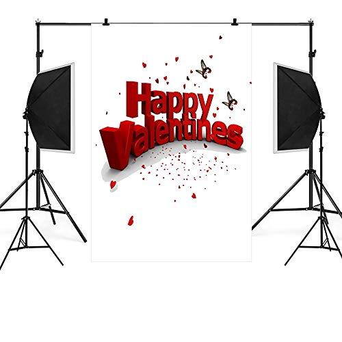 - AMSKY Photo Background Stand,Valentine's Day Love Heart Photography Backdrop Vinyl Photo Background Prop Gift,Brain Teaser Puzzles