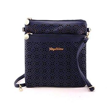 3450c1e0b 2017 Small Casual Women Messenger Bags PU Hollow Out Crossbody Ladies  Shoulder Purse and Handbags Bolsas Feminina: Amazon.ca: Home & Kitchen
