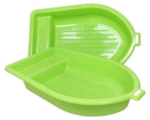 Sandmuschel Boot - Sandkasten Boot - Kinderplanschbecken BOOT