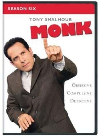 Monk: Season 6