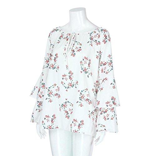 [S-XL] レディース Tシャツ トランペット袖 シャツ カジュアル 長袖 トップ おしゃれ ゆったり 人気 高品質 快適 薄手 ホット製品 通勤 通学