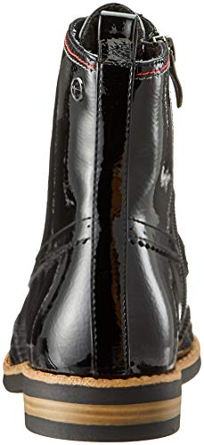 black Rangers Bottes 21 25119 Noir Tamaris Patent 18 Femme xqBw7pnTz