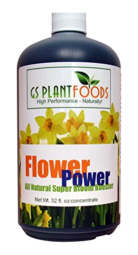 Flower Power All Natural Super Bloom Booster 32 0z