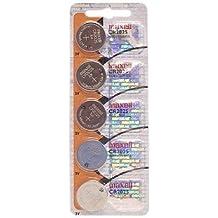 Maxell Cr2025 - 3V 5 Pack