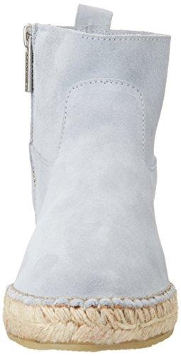 Shabbies Amsterdam Shabbies Schnürhalbschuhe, Zapatos de Cordones Derby para Mujer Blanco (Off White)