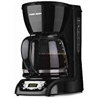 Black & Decker 12-Cup Programmable Coffee Brewer