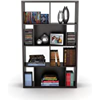 Atlantic 3843-5830 Monaco Espresso Multimedia Storage Unit