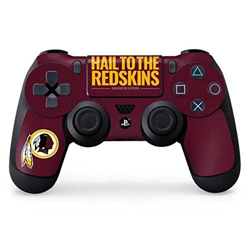 Washington Redskins PS4 Controller Skin - Washington Redskins Team Motto | NFL & Skinit Skin - Nfl Washington Redskins Controller