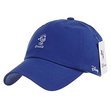 Disney WITHMOONS Donald Duck Baseball Cap Embroidery Hat CR1334 (Blue) at  Amazon Men s Clothing store  880622be1f9
